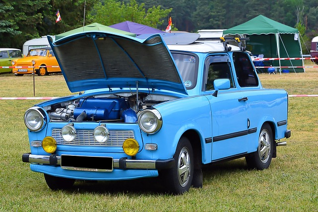 Auto Trabant Historisch